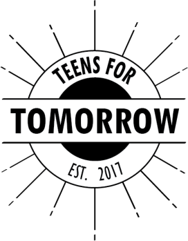 Logo for Teens for Tomorrow